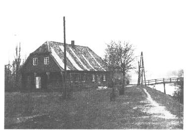 Bootshaus am Buschhagen 1953