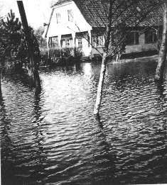Buschhagen Sturmflut 1962